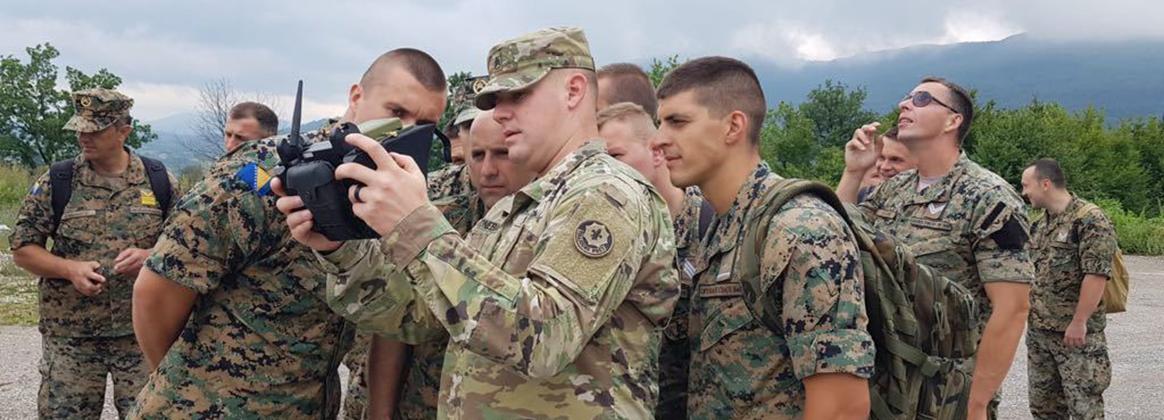 Building lasting partnerships in Bosnia